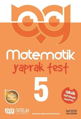 Resim 5.SINIF MATEMATİK YAPRAK TEST
