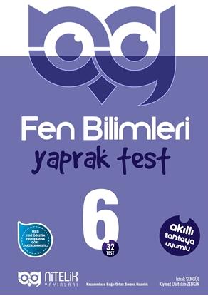 Resim 6.SINIF FEN BİLİMLERİ YAPRAK TEST ( 32 TEST )